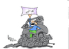 Cartoon: Yemen (small) by Majid Atta tagged majid,atta