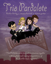 Cartoon: Trio Pardalote (small) by frostyhut tagged trio,classical,chamber,music,seattle,women,girls,shostakovich,notes,city,clouds,carpet,composer