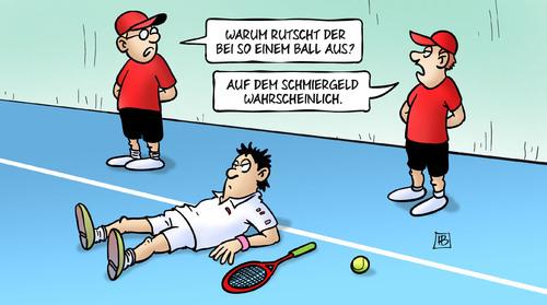 Tennis Lustige Spruche Directdrukken