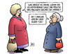 Cartoon: FED-Entscheidung (small) by Harm Bengen tagged fed,usa,notenbank,politik,billiges,geld,zinsen,susemil,harm,bengen,cartoon,karikatur