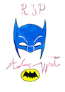 Cartoon: R.I.P. Adam West _1 (small) by csamcram tagged adamwest batman rip tribute television dccomics warnerbros