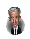 Cartoon: Anderson Cooper (small) by rocksaw tagged anderson,cooper