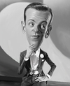 Cartoon: Fred Astaire (small) by rocksaw tagged caricature,study,fred,astaire