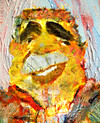 Cartoon: GABRIEL GARCIA MARQUEZ (small) by allan mcdonald tagged literatura