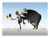 Cartoon: BELGIAN HISTORY !.. (small) by ismail dogan tagged belgium