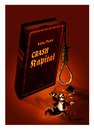 Cartoon: CRASH  KAPITAL! (small) by ismail dogan tagged crash kapital