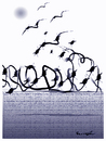 Cartoon: FREEDOM (small) by ismail dogan tagged liberte