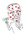 Cartoon: Tokyo syndrome !.. (small) by ismail dogan tagged olympic,games,2020