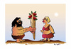 Cartoon: Valentine s Day (small) by ismail dogan tagged valentine,day