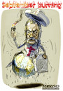 Cartoon: september burning (small) by portos tagged reverendo,jones