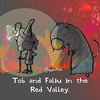 Cartoon: Tob and Faliu (small) by Garrincha tagged illustration,fantasy,stories