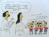 Cartoon: futboleros (small) by el Becs tagged becs