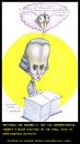 Cartoon: Kant and the modularity of mind (small) by Leonardo Weber tagged philosophy,kant,mind
