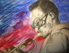 Cartoon: Jazz (small) by boogieplayer tagged miles,davis