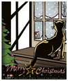 Cartoon: Merry Christmas!.. (small) by saadet demir yalcin tagged merrychristmas santaclausmaus cat snow newyear saadet sdy