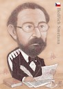Cartoon: BEDRICH SMETANA (small) by T-BOY tagged bedrich,smetana
