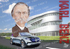 Cartoon: Karl Benz (small) by T-BOY tagged karl,benz