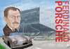 Cartoon: PORSCHE (small) by T-BOY tagged porsche