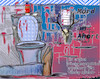 Cartoon: bayern tatort (small) by wheelman tagged bayern,klo,toilette,verbrechen,firma