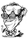 Cartoon: Jack Nicholson Caricature (small) by stieglitz tagged jack,nicholson,caricature,karikatur,caricatura