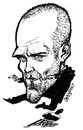 Cartoon: Jason Statham (small) by stieglitz tagged jason,statham,karikatur,caricature