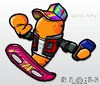 Cartoon: Carrot McFly (small) by BRAINFART tagged backtothefuture,brainfart,comics,characters,funny