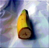 Cartoon: Banana (small) by lesemaus tagged banane,obst