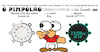 Cartoon: O Pimpolho (small) by jose sarmento tagged pimpolho
