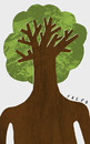 Cartoon: treeman (small) by alexfalcocartoons tagged treeman