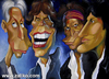 Cartoon: Rolling Stones (small) by zaliko tagged rolling,stones