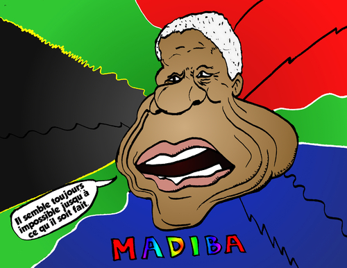 Cartoon: Mandela portrait comique (medium) by BinaryOptions tagged option,binaire,options,binaires,optionsclick,nelson,mandela,madiba,caricature,portrait,comique,webcomic,afrique,sud,news,infos,nouvelles,actualites,politicien,politique