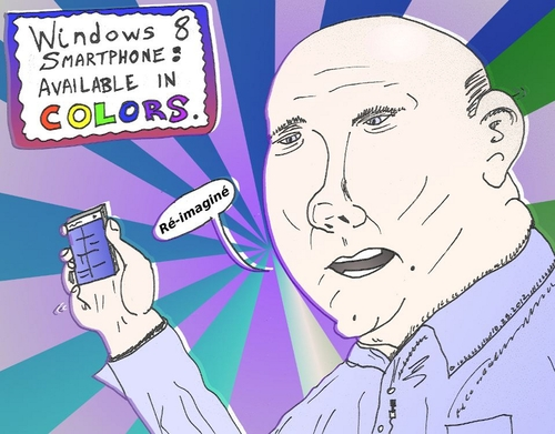 Cartoon: Steve BALLMER en caricature (medium) by BinaryOptions tagged steve,ballmer,ceo,windows,microsoft,smartphone,caricature,editorial,cartoon,comique,options,binaires,option,binaire,trader,tradez,trading,optionsclick,affaires,financier
