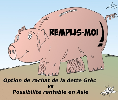 Cartoon: Tirelire fiscale en caricature (medium) by BinaryOptions tagged europe,eur,dette,grece,grec,tirelire,caricature,editoriale,entreprise,financiere,comique,dessin,anime,optionsclick,trader,options,binaires,negociation,option,news,infos,actualites,nouvelles,commerce