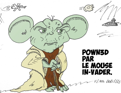 Cartoon: Yoda souris caricature (medium) by BinaryOptions tagged yoda,star,wars,jedi,george,lucas,walt,disney,mickey,mouse,bourse,valeurs,marche,caricature,editoriale,dessin,anime,comique,entreprise,optionsclick,trader,tradez,options,binaires,negociation,option,nouvelles,news,infos,actualites,satire,commerce