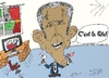 Cartoon: Barack OBAMA en caricature (small) by BinaryOptions tagged president,barack,obama,politique,caricature,editorial,comique,affaires,optionsclick,binaire,binaires,options,option,trading,trader,tradez,news,infos,nouvelles,actualites,satire