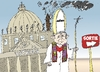Cartoon: Benoit XVI quitte le Vatican (small) by BinaryOptions tagged pape,benoit,vatican,quitte,option,binaire,options,binaires,optionsclick,caricature,dessin,comique,news,infos,nouvelles,actualites,editorial