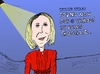 Cartoon: Caricature of Marissa Mayer (small) by BinaryOptions tagged marissa,mayer,optionsclick,binary,options,trading,trader,yahoo,google,exec,executive,ceo,editorial,business,corporate,caricature,cartoon,comic,portrait