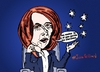 Cartoon: Julia Gillard caricature comique (small) by BinaryOptions tagged australie,julia,gillard,premier,ministre,option,binaire,options,binaires,trade,optionsclick,caricature,nouvelles,affaires,politiques,infos,news,actualites