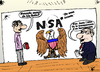 Cartoon: Liu Bolin et le NSA (small) by BinaryOptions tagged option,binaire,options,binaires,optionsclick,trade,trader,trading,liu,bolin,art,artiste,invisible,espionnage,prisme,nsa,securite,nationale,agence,transparence,caricature,affaire,comic,webcomic,satire