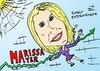 Cartoon: marissa mayer tumblr cariacture (small) by BinaryOptions tagged marissa,mayer,binary,option,options,trade,trader,trading,business,finance,economics,purchase,yahoo,tumblr,caricature,cartoon,webcomic,optionsclick,strategy,content,blogging,editorial,news,portrait