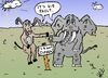 Cartoon: US Government Shutdown Cartoon (small) by BinaryOptions tagged optionsclick,binary,option,options,trade,trader,trading,political,politics,donkey,elephant,democrat,republican,gop,dem,usa,govt,government,shutdown,caricature,webcomic,financial,finances,finance,budget,comic,cartoon,economic,economy,washington,capitol