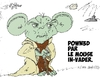 Cartoon: Yoda souris caricature (small) by BinaryOptions tagged yoda,star,wars,jedi,george,lucas,walt,disney,mickey,mouse,bourse,valeurs,marche,caricature,editoriale,dessin,anime,comique,entreprise,optionsclick,trader,tradez,options,binaires,negociation,option,nouvelles,news,infos,actualites,satire,commerce