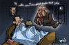 Cartoon: Asad s Dearms (small) by ramzytaweel tagged sharon,bashar,syria,revolution,freedome
