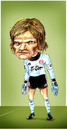 Cartoon: Oliver Kahn (small) by gamez tagged fc,bayern,germany