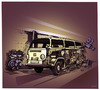 Cartoon: VW past (small) by gamez tagged gmz,kaicartoonebi,kuadratomany