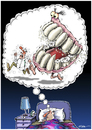 Cartoon: Nightmare of a dentist (small) by Ridha Ridha tagged nightmare,of,dentist,cartoon,by,ridha