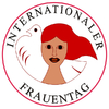 Cartoon: Internationaler Frauentag (small) by symbolfuzzy tagged symbolfuzzy,symbole,logo,logos,kommunismus,sozialismus,internationaler,frauentag