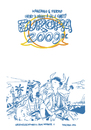 Cartoon: EUROPA 2009 (small) by kanjano tagged kanjano ferro carnet travel voyage comic graphic novel france spain