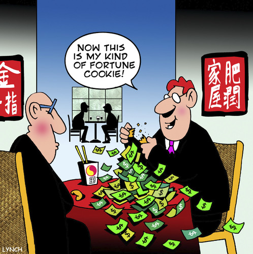 Cartoon: Fortune cookie (medium) by toons tagged fortune,cookies,restaurants,chinese,restaurant,food,the,future,cash,asian,cuisine,predict,windfall,fortune,cookies,restaurants,chinese,restaurant,food,the,future,cash,asian,cuisine,predict,windfall