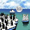 Cartoon: Asylum seekers (small) by toons tagged asylum,seekers,boat,people,penguins